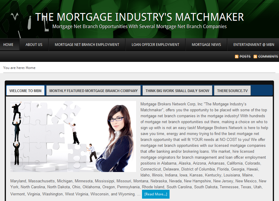 Mortgage Brokers Network