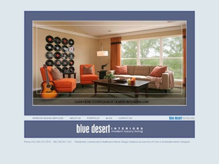 Blue Desert Interiors