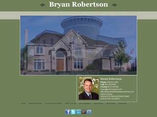 Bryan Robertson, Real Estate Agent – Los Altos, California