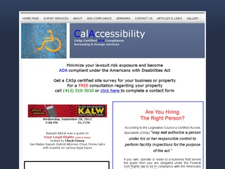 Cal Accessibility