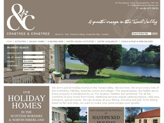 Holiday Homes – Vacation Rentals UK, Scotland, Wales & Cornwall