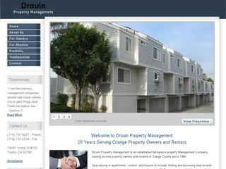 Drouin Realty and Property Management Orange County