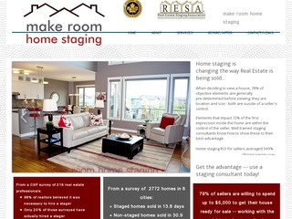 Make Room Home Staging