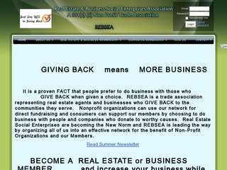 Real Estate & Business Social Enterprises Assn.