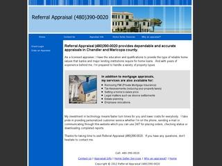 Residential Appraiser – Arizona