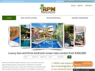 Costa Rica Real Estate Property