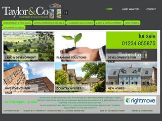 Taylor Property Consultants UK: Land for Building, Commercial Property and Residential Property